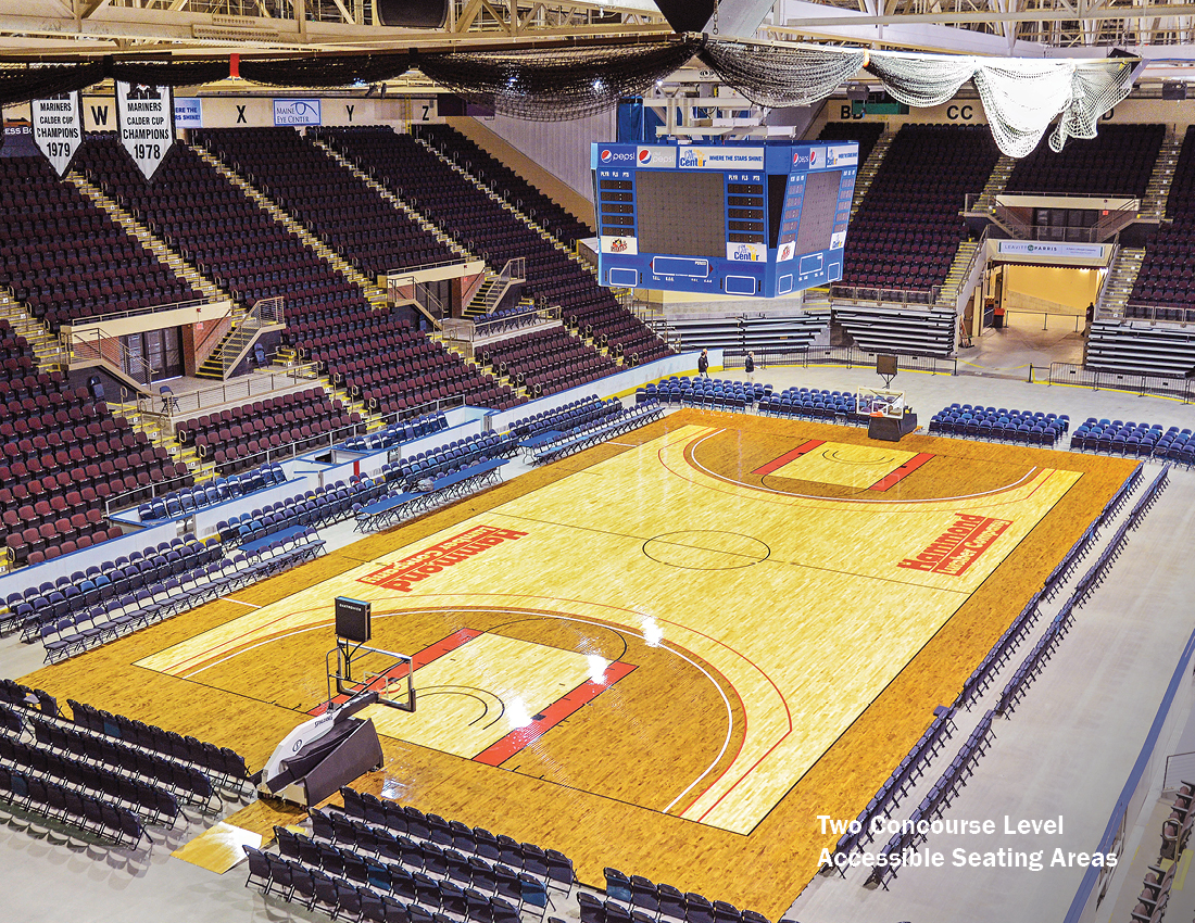 Cross Insurance Arena Aia Maine